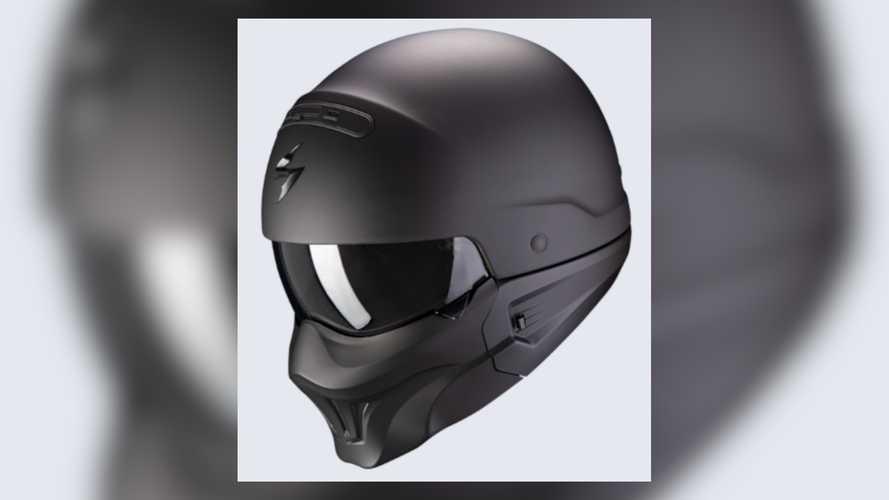 Scorpion Exo-Combat Evo Helmet