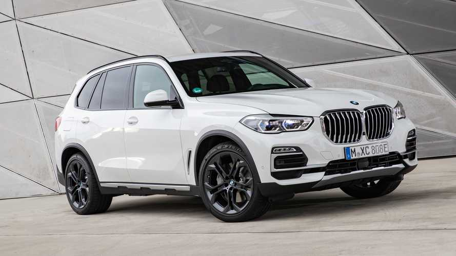 BMW X5'in hidrojenli versiyonu 2022'de gelecek