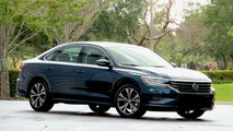 2020 Volkswagen Passat: Review