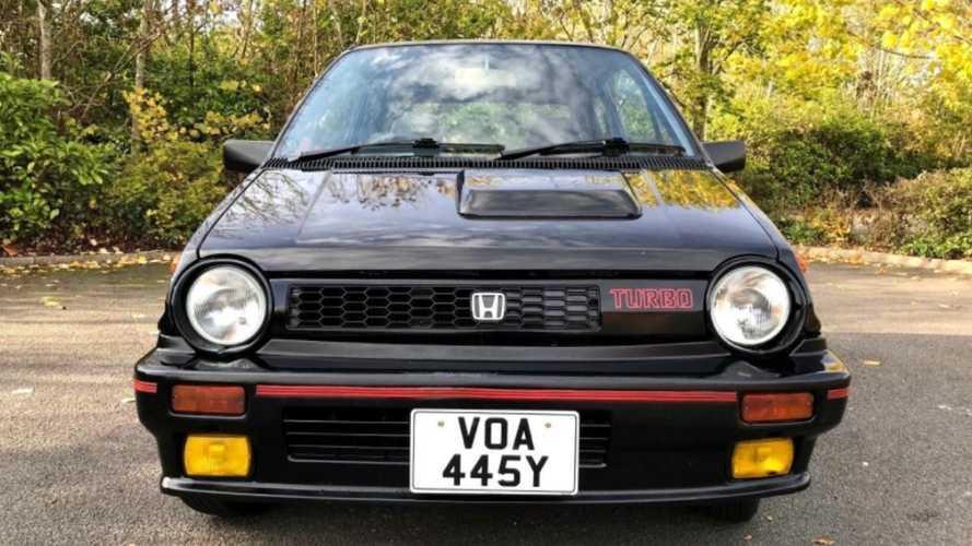 This rare 1980s Honda JDM turbo spawned the Civic Type-R