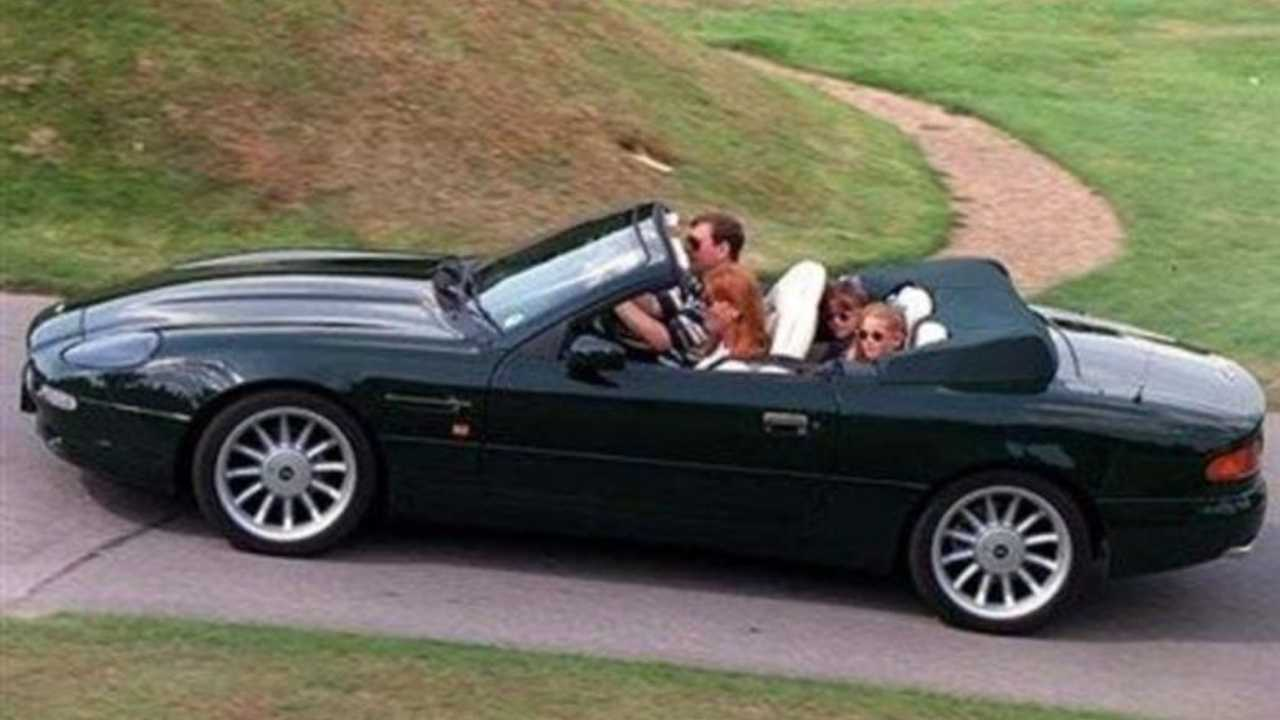 Classics for sale: Royal Aston Martin DB7 for only £25k