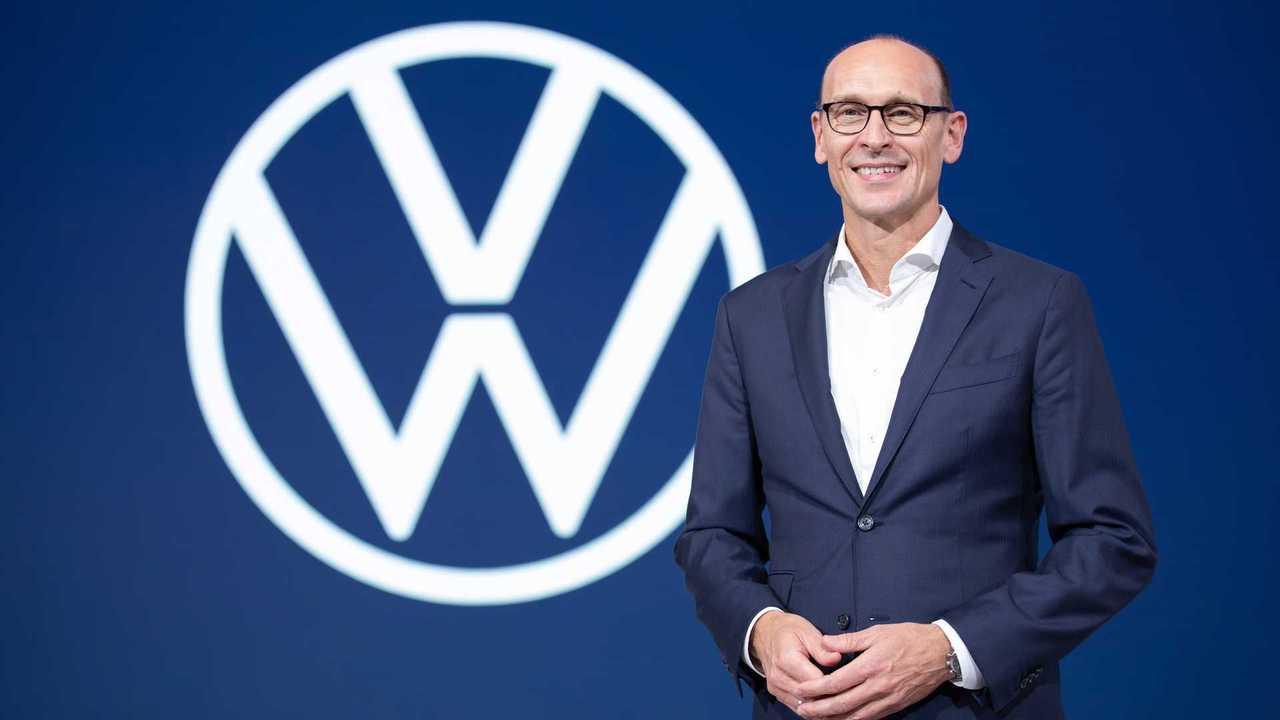 Volkswagen CEO'su Ralf Brandstatter