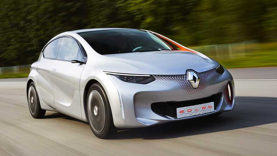 Renault Eolab Concept 2014
