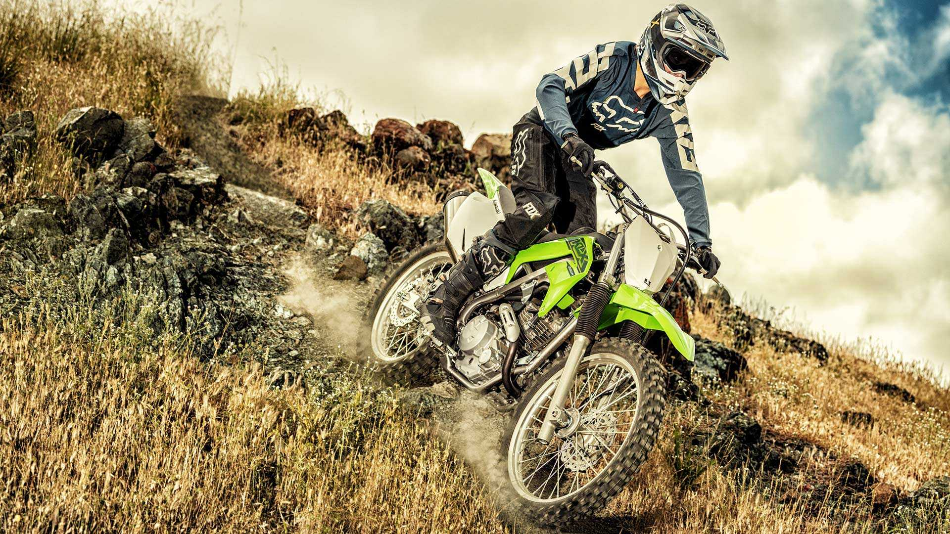 Kawasaki Confirms 2021 KLX Off-Road Lineup