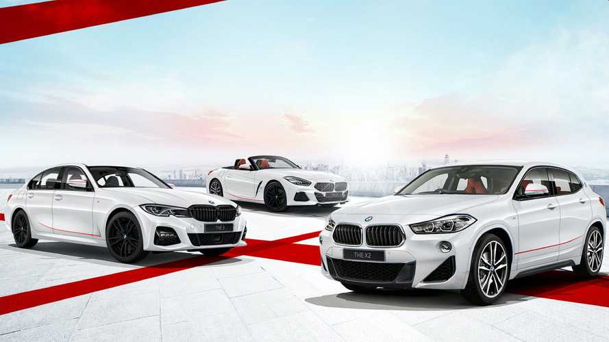 BMW X2, 3 Series, And Z4 Get Sunrise Edition In Japan