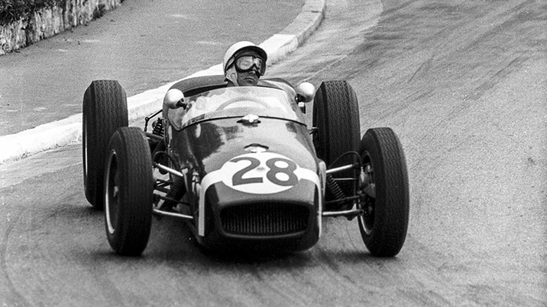 Lotus remembers its first Grand Prix win, 50 years on