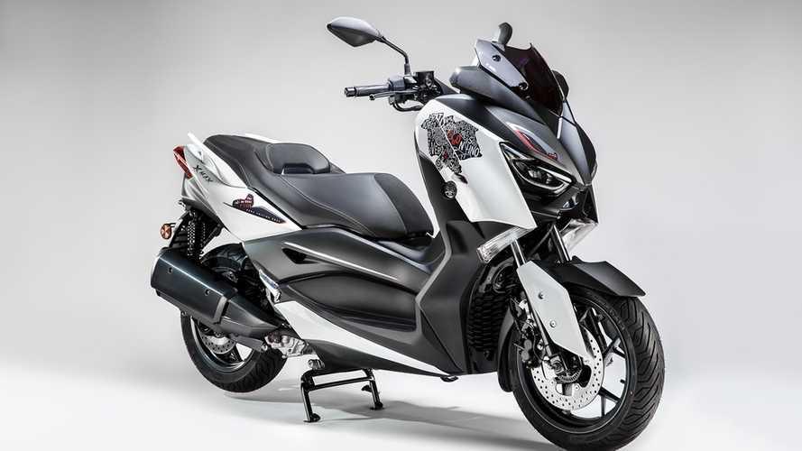 Yamaha XMAX 300 Roma Edition MMXX: omaggio alla Città Eterna