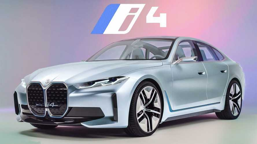 Video Asks If The BMW i4 Will Outclass Rivals From Tesla And Others