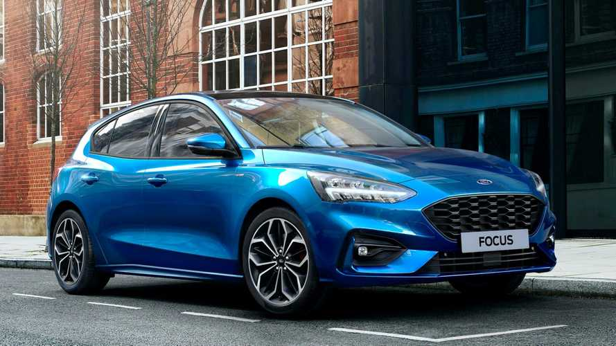 Ford Focus 2021 MHEV