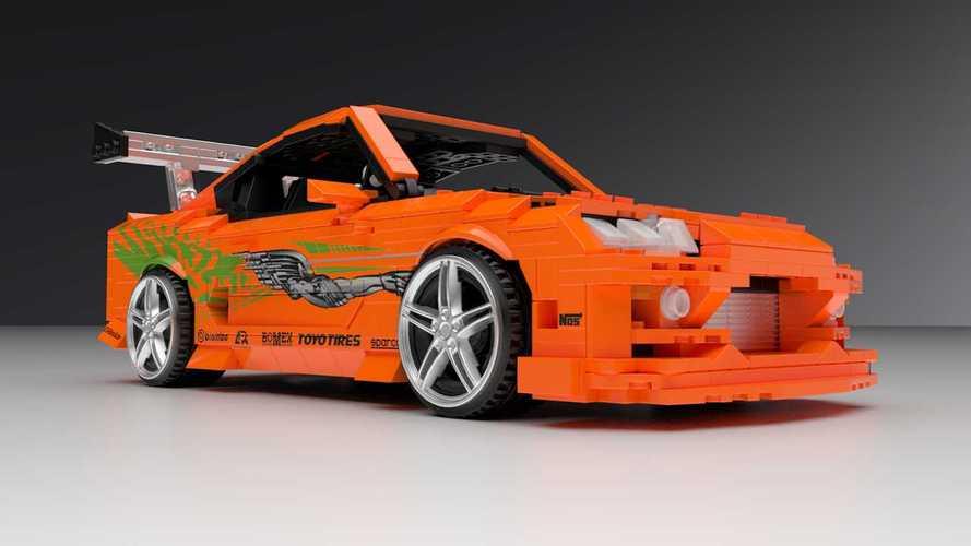 Lego potrebbe realizzare una versione speciale della Toyota Supra
