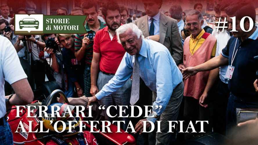 Ferrari, perché il Cavallino ha detto sì a Fiat?