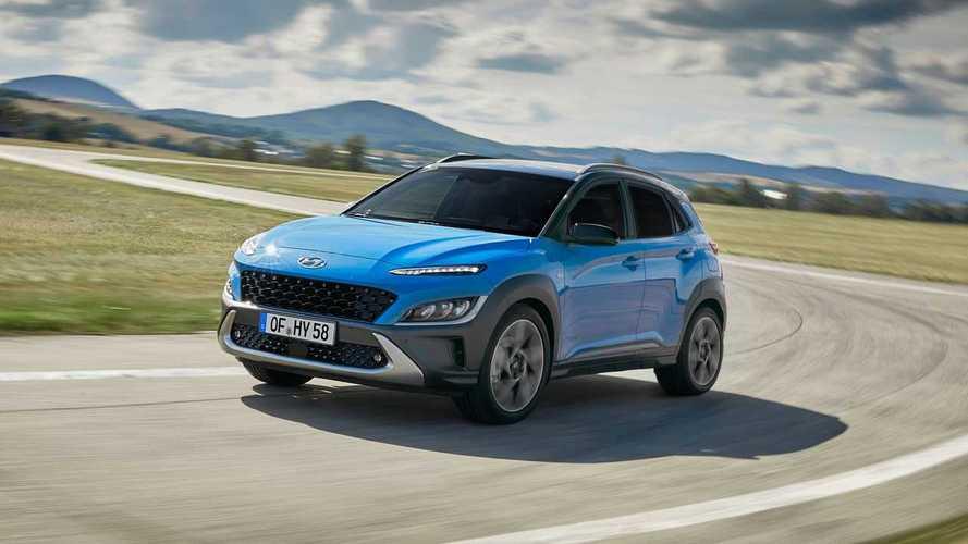 Hyundai Presents New Kona: Electric Version To Follow