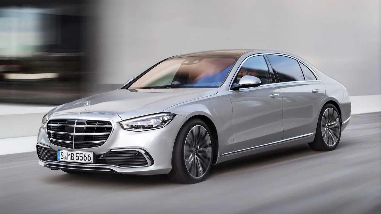 2021 Mercedes-Benz S-Klasse Exterieur