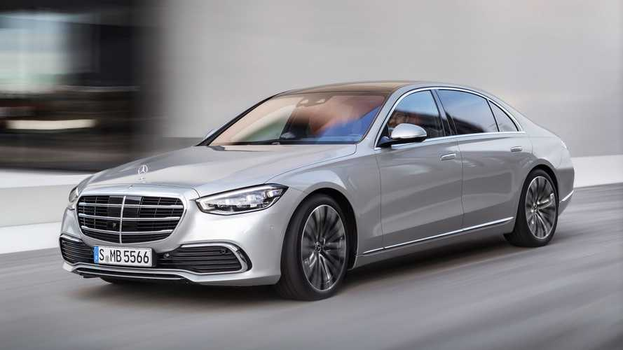 Mercedes S-Klasse (2021): Die neue Generation gibt es ab 96.094 Euro