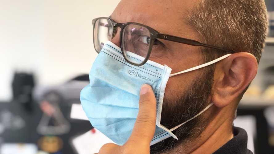 Da dove viene la vostra mascherina? Probabilmente le fa BYD (in Cina)