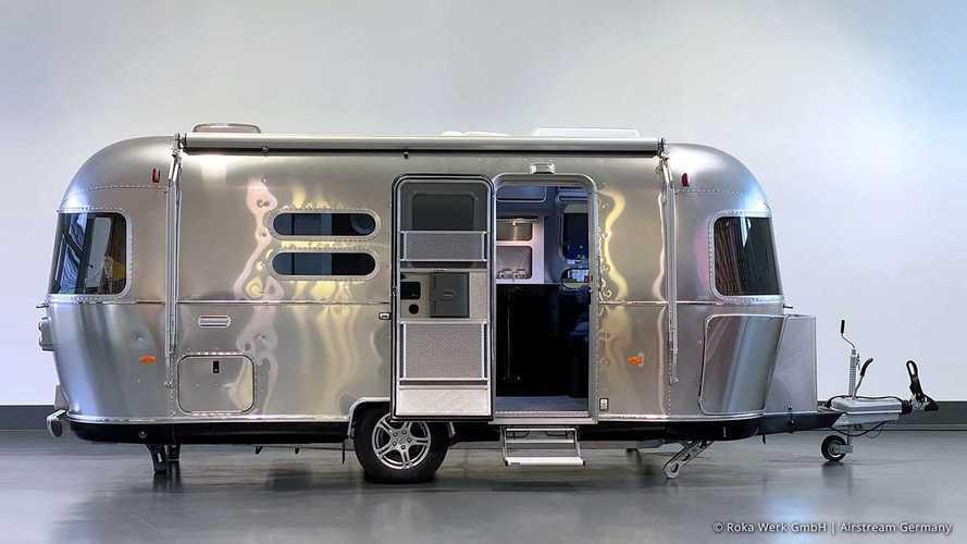 Airstream Trailers Get Updates For Europe At Caravan Salon 2020