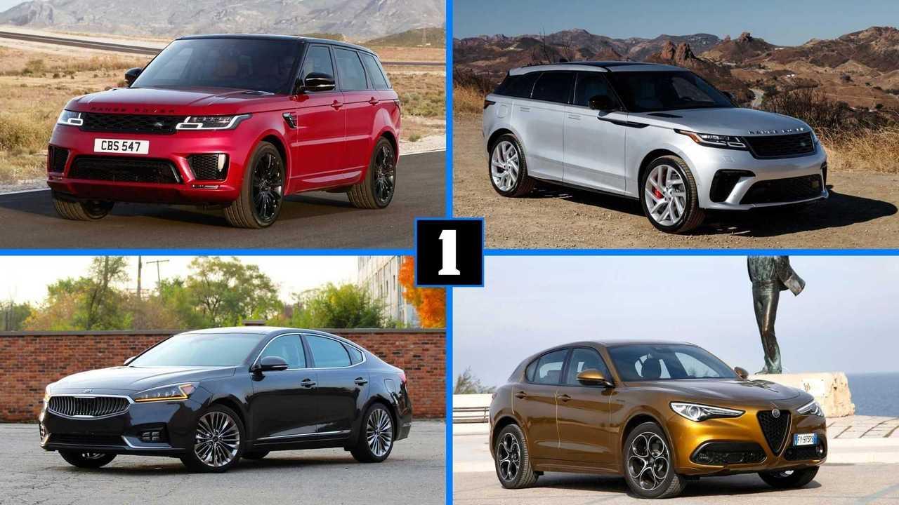 Slowest-Selling Cars Lead Image