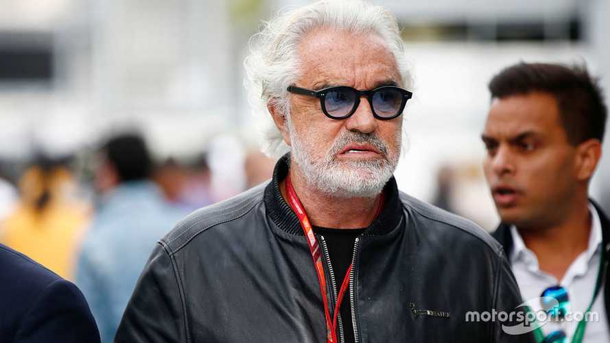 Briatore hospitalised after COVID-19 positive