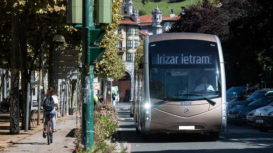 Orleans (France) Orders 29 Irizar ie trams