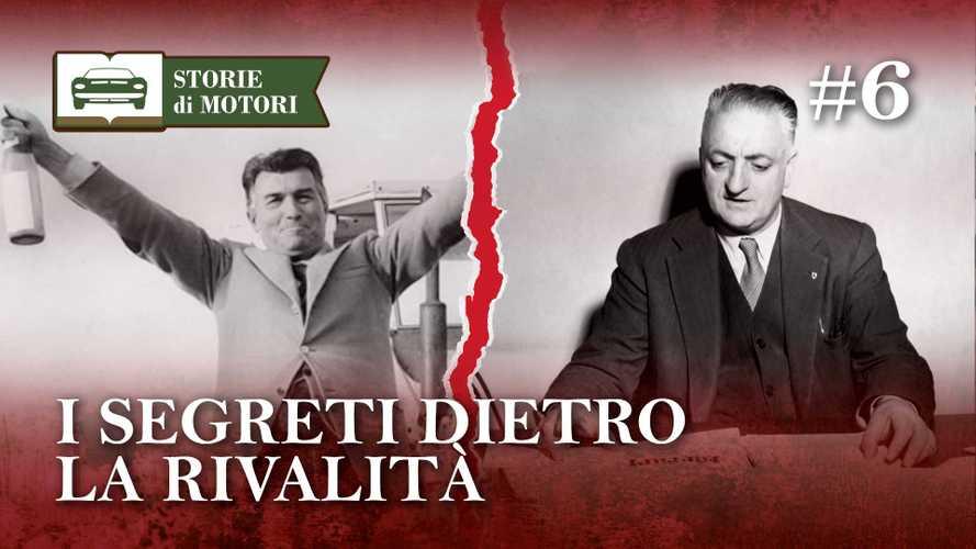 """Ferrari VS Lamborghini: """"Lei saprà guidare molto bene un trattore"""""""