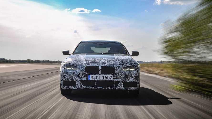 Первый тест новой BMW 4-й серии