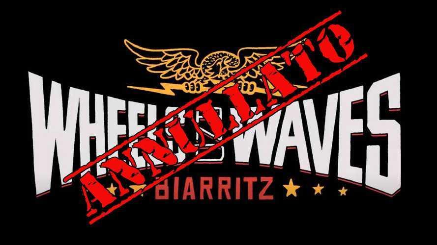 Coronavirus: cancellato il Wheels and Waves 2020