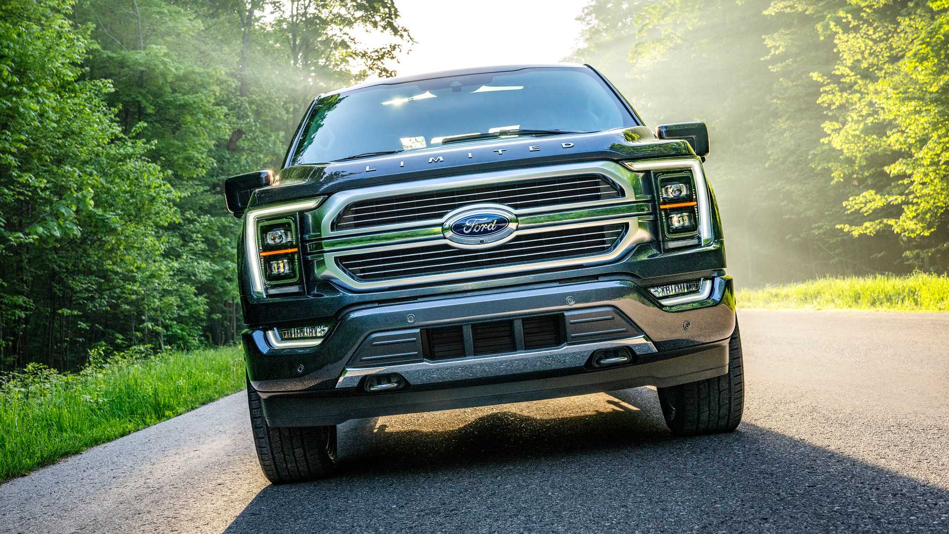 2021 Ford F-150 Redesign Revealed With Hybrid Version ...
