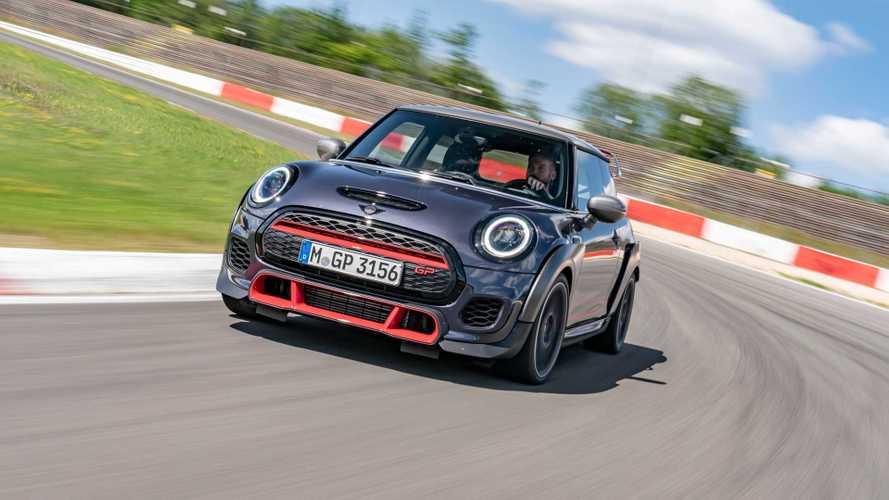Test Mini JCW GP (2020): Speed geht vor