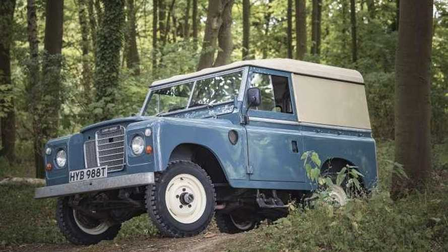 Classic for sale: 1979 Land Rover Series III