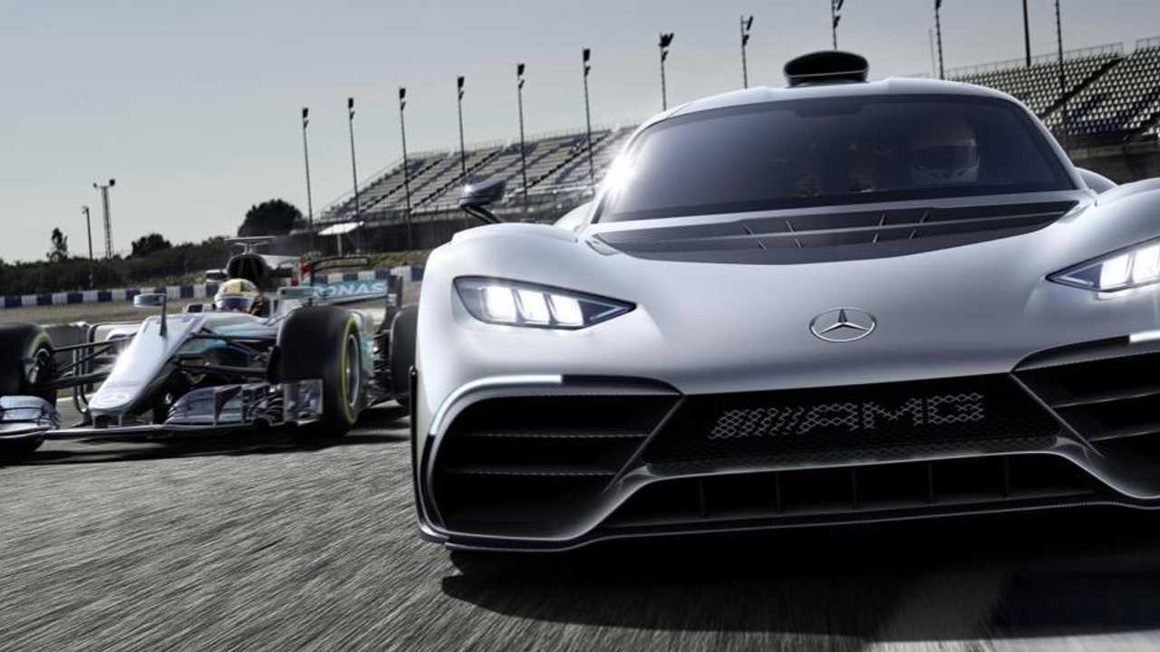 Mercedes-AMG to deter speculators of Project One hyper car
