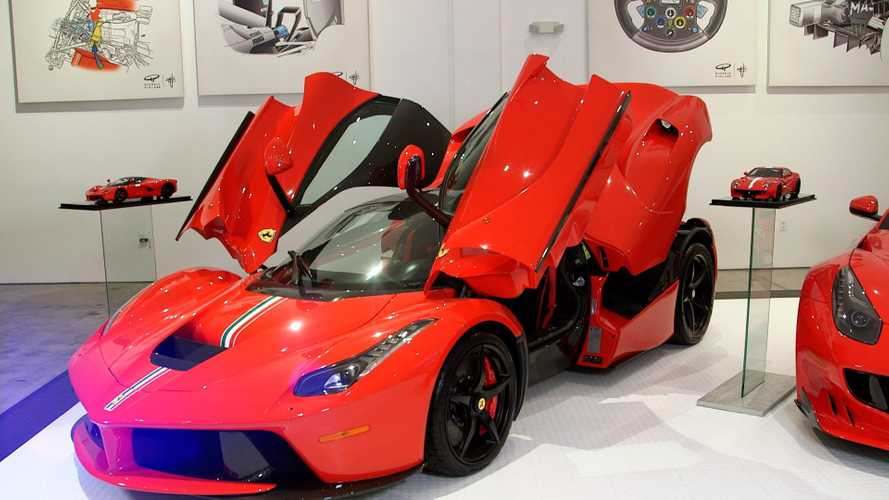 5 things you didn't know about the LaFerrari