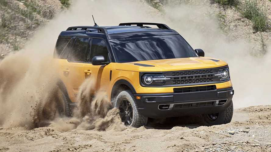 Some Ford Dealers Found Marking Up Bronco Sport By As Much As $10,000
