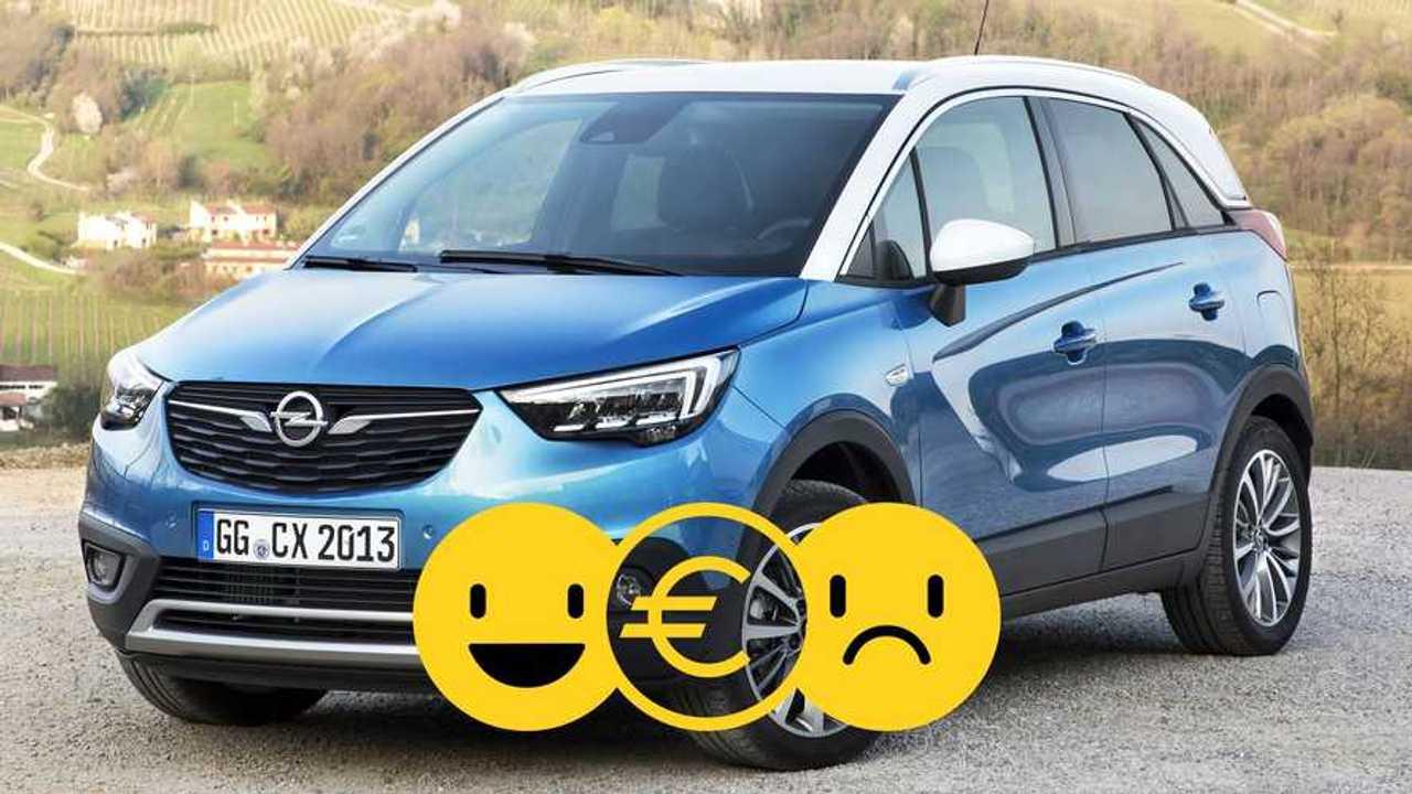 Opel Crossland X Turbo promo agosto 2020