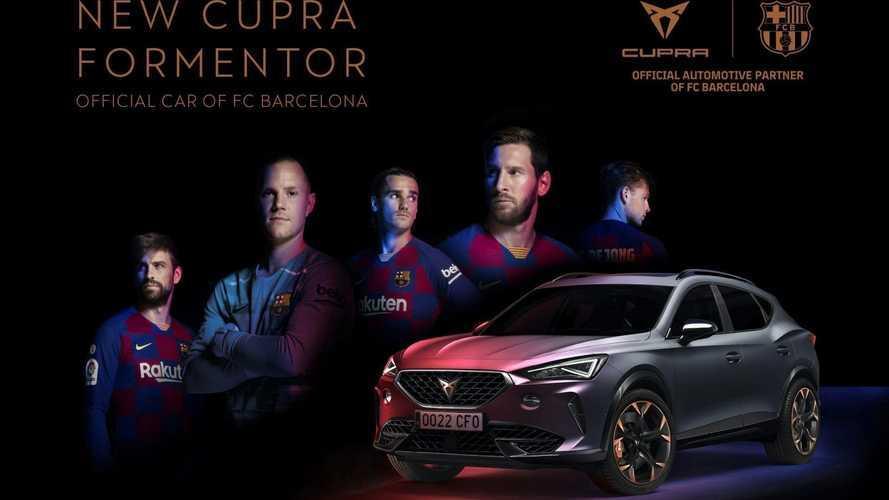 Barcelona - Cupra Formentor