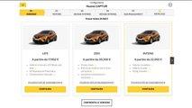 Renault Captur plug-in, Come Configurarla (plug-in hybrid)