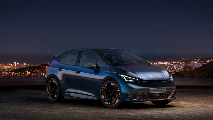 Cupra el-Born Is SEAT's New EV Hot Hatch, But We Don't Know Much About It Yet