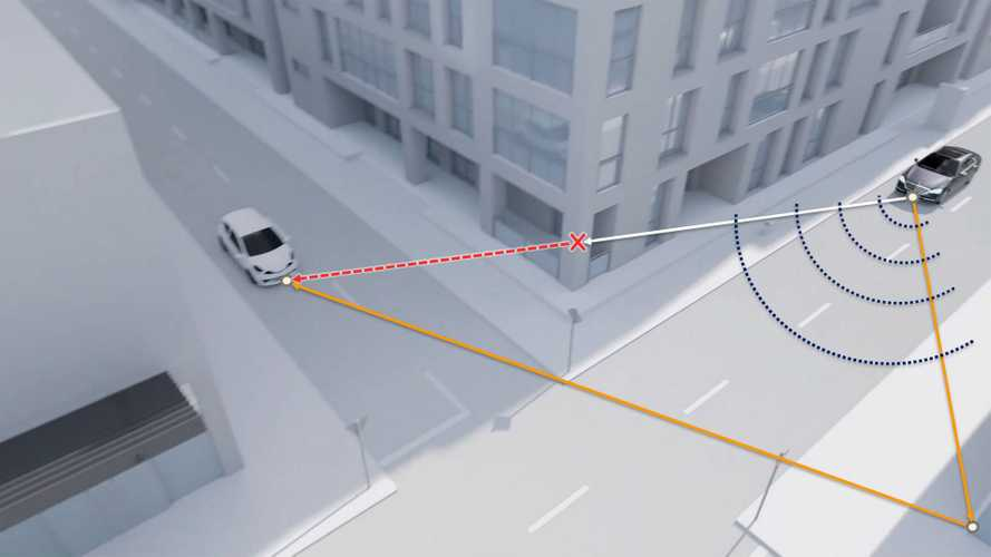 New Radar Technology Can See Around Corners