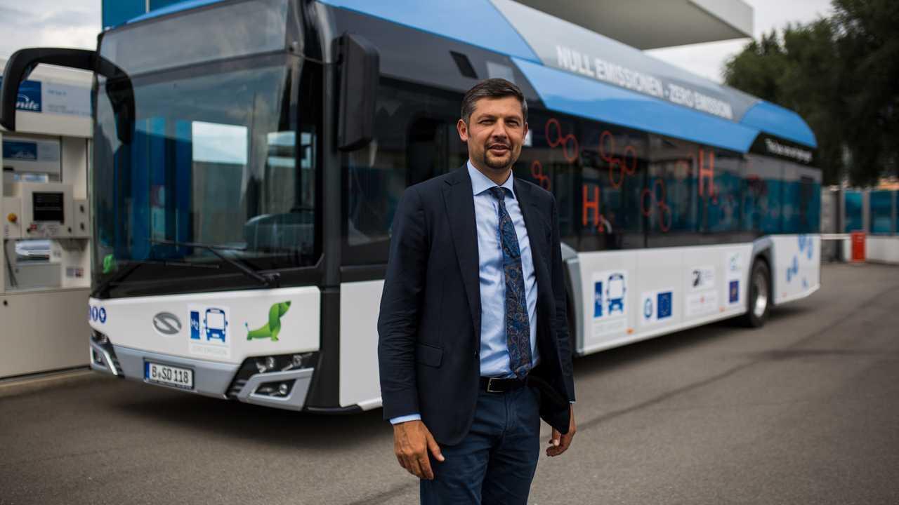 Masterplan idrogeno Alto Adige