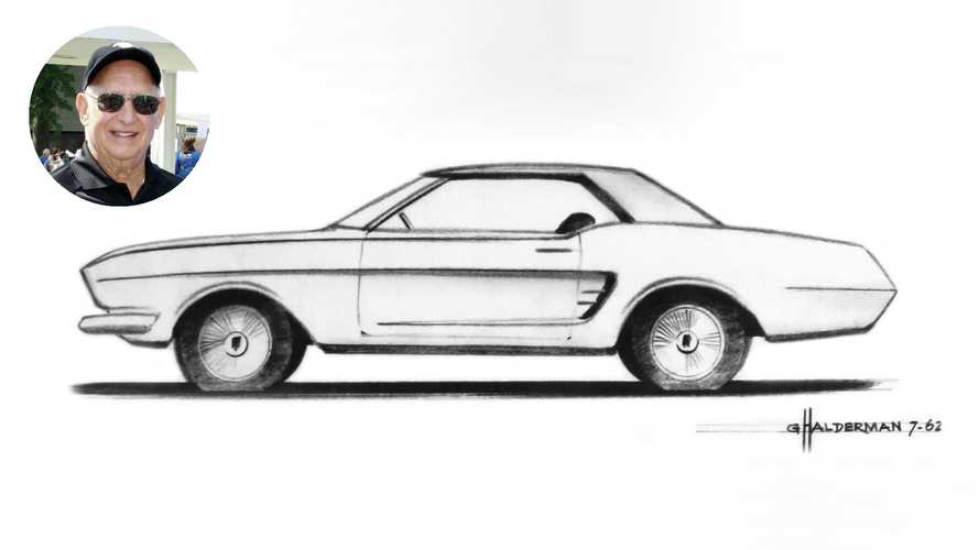 1965 Ford Mustang Gale Halderman Tribute