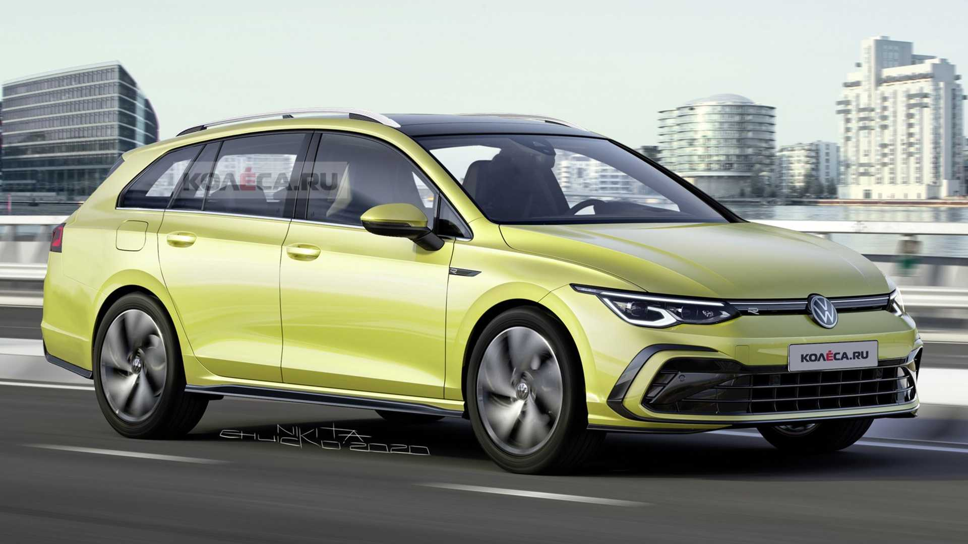 2021 Vw Golf Sportwagen Redesign and Review