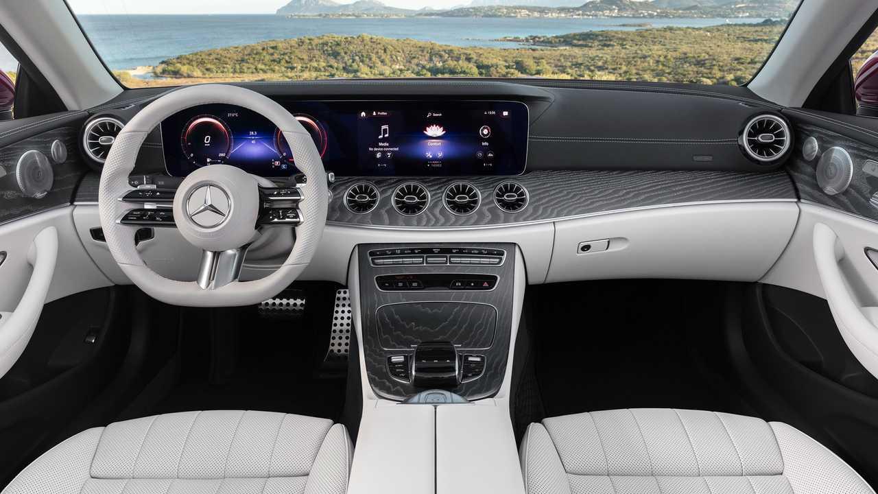 2020 Mercedes-Benz E-Serisi Cabriolet