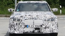 2022 BMW M3 CS spy photos
