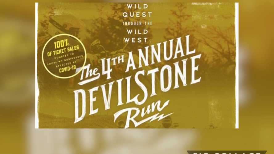 The 4th Annual Devilstone Run Is A Go