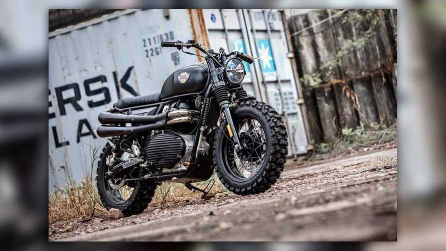 Royal Enfield Could Consider A Scrambler 650 And We're Here For It
