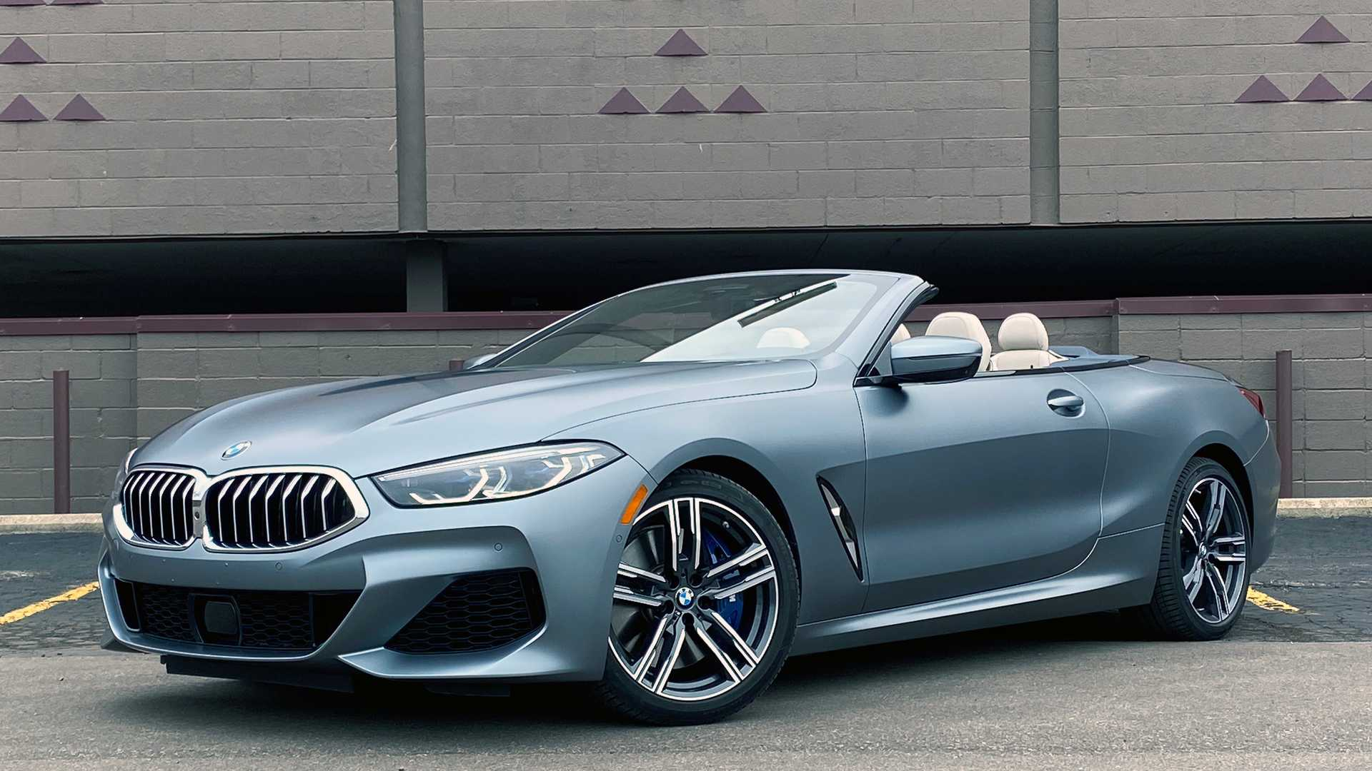 2020 Bmw 840i Convertible Driving Notes Capable Cruiser