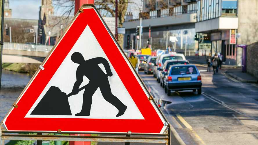 These are the cities and towns with the most roadworks in the UK