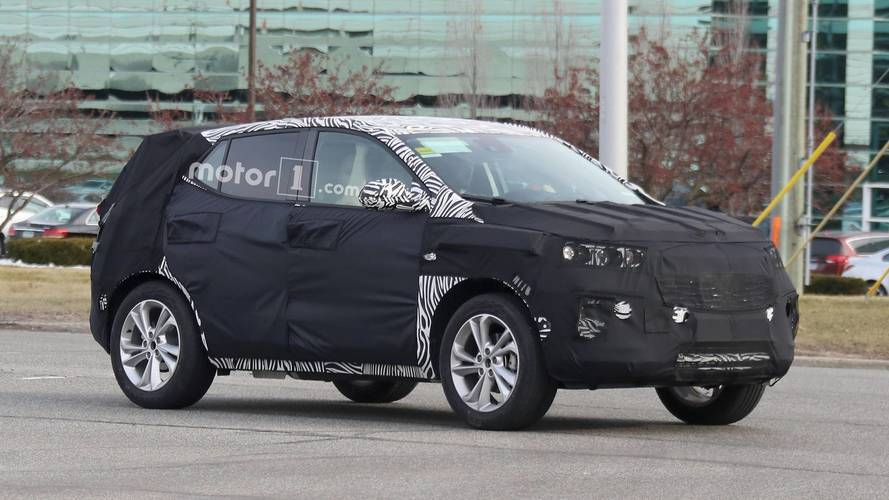 2020 Buick Encore Spy Photos