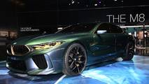 BMW Concept M8 Gran Coupe at the 2018 Geneva Motor Show