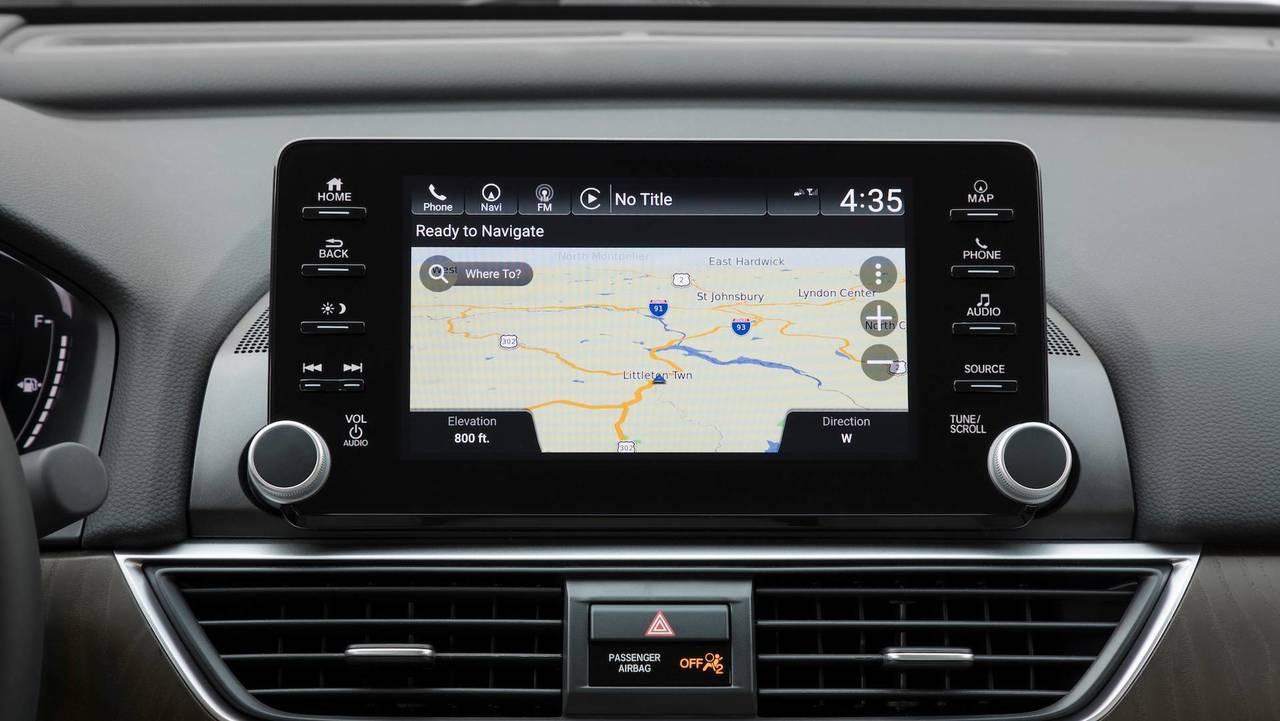 8. GPS Navigation System