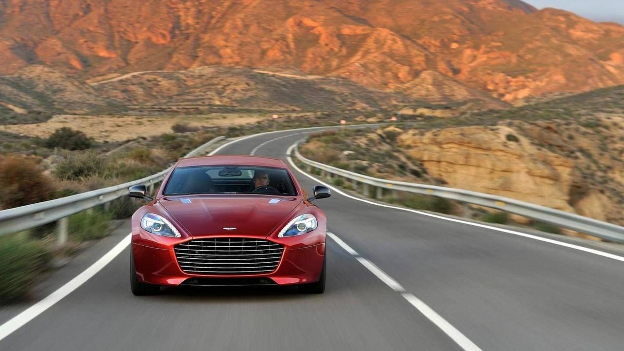 2011 World Car Design of the Year: Aston Martin Rapide